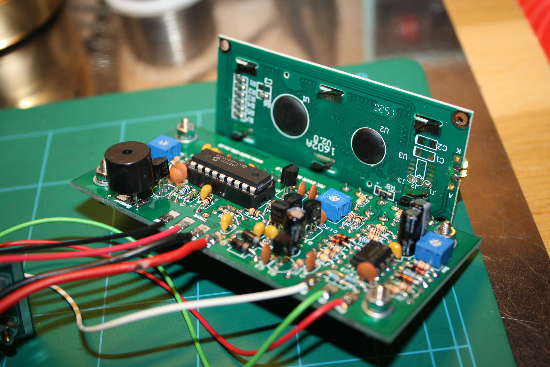 Digital SWR meter kit – LA4YGA Hamradio Station