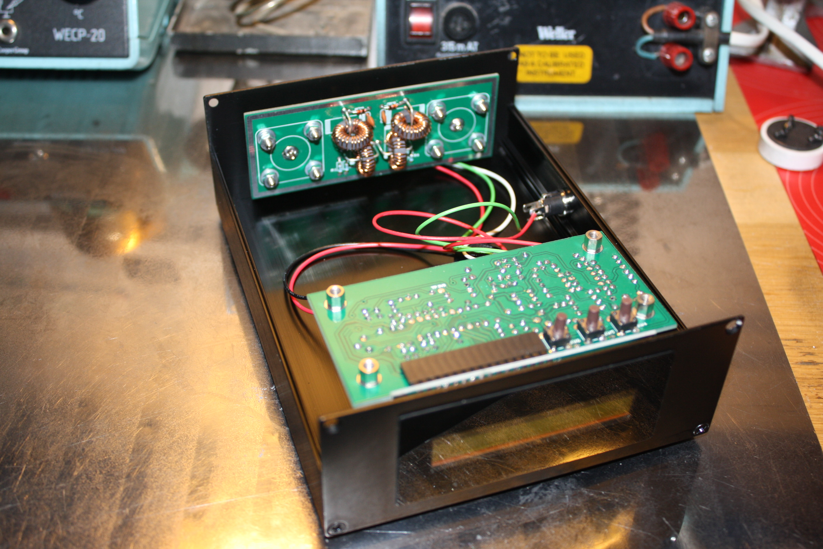 Power/SWR meter – LA4YGA Hamradio Station